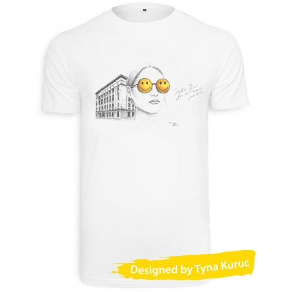 Herren T-Shirt Weiß - Berlin Connection